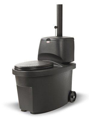Composting Toilet Biolan Separating Dry