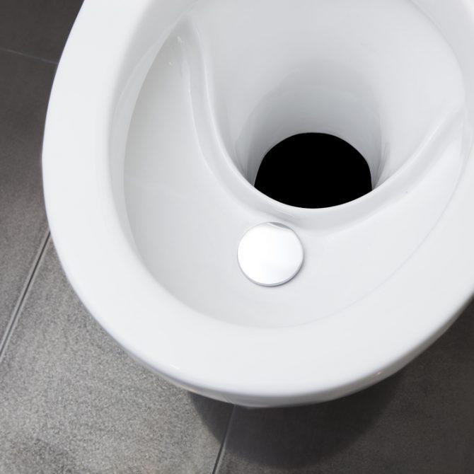 Inodoro Sin Agua